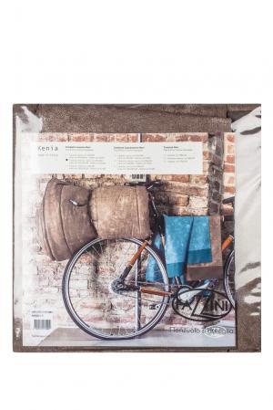 Комплект постельного белья 119757 Fazzini. Цвет: коричневый