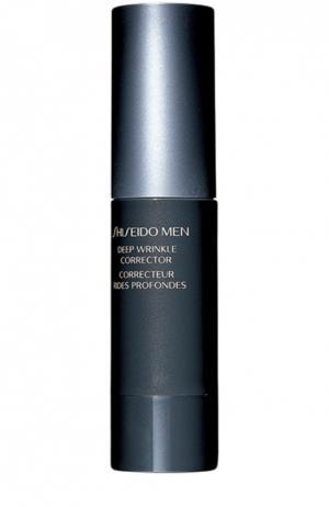 Крем-корректор от морщин Men Shiseido. Цвет: бесцветный