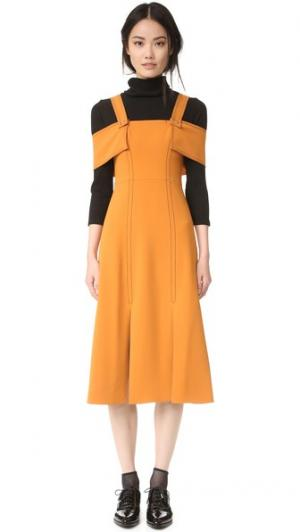 Платье Hester Whistles. Цвет: оранжевый
