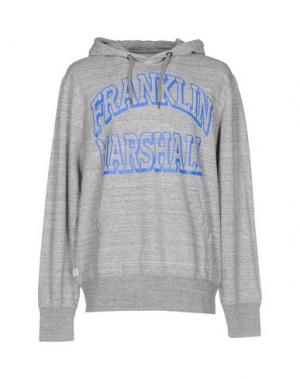 Толстовка FRANKLIN & MARSHALL. Цвет: серый