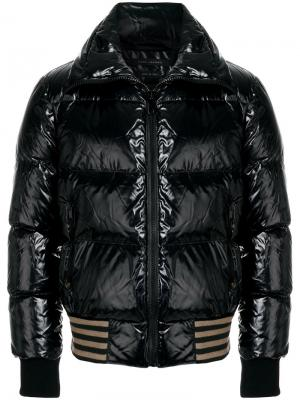 Пуховая куртка Marc Jacobs. Цвет: чёрный