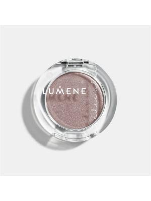 Lumene Nordic Chic Pure Color Тени для век № 6 Dawning Day. Цвет: бледно-розовый, серебристый