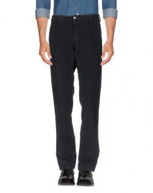 Повседневные брюки EM'S OF MASON'S. Цвет: черный