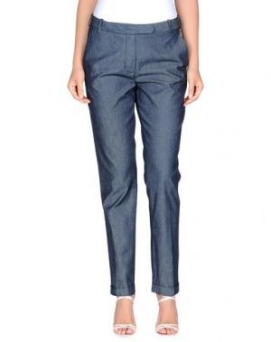 Джинсовые брюки QCQC. Цвет: синий