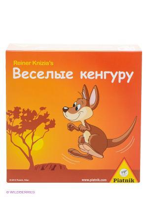 Настольная игра Piatnik. Цвет: желтый, бежевый, бледно-розовый, коричневый