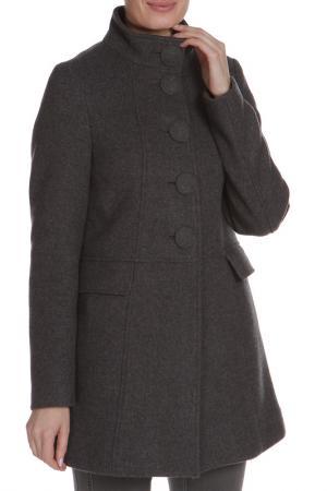 Пальто UP TO BE. Цвет: 131 - piombo