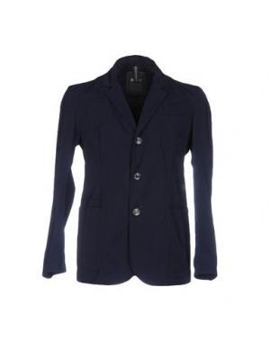 Пиджак ADHOC. Цвет: темно-синий
