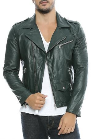 Куртка L.Y.N.N by Carla Ferreri. Цвет: зеленый