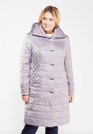 Куртка утепленная Montserrat. Цвет: фиолетовый