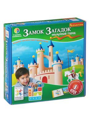 Логическая игра BONDIBON Замок загадок, арт. SG 010 RU.. Цвет: голубой