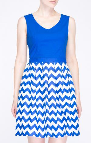 Платье Синее LYNO
