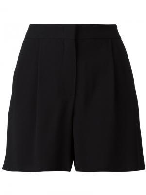 Классические шорты Alberta Ferretti. Цвет: чёрный