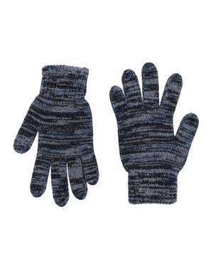 Перчатки OLIVER SPENCER. Цвет: серый