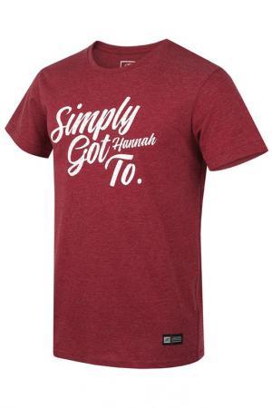 T-shirt HANNAH. Цвет: red