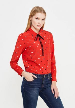 Блуза Sonia by Rykiel. Цвет: красный