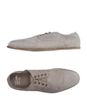 Обувь на шнурках FESSURA. Цвет: бежевый