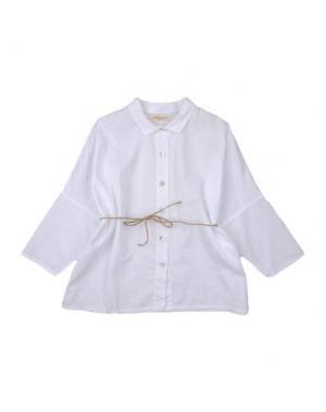 Pубашка ESSENCE. Цвет: белый