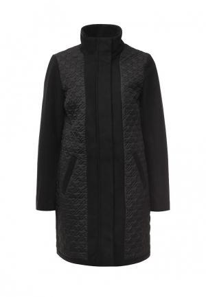 Куртка Vila. Цвет: черный