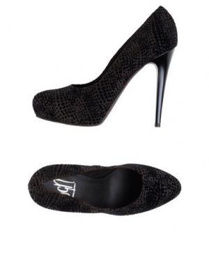 Туфли SGN GIANCARLO PAOLI. Цвет: темно-коричневый
