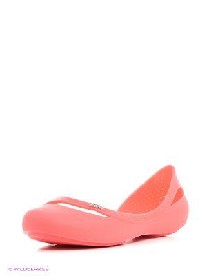 Балетки ZAXY. Цвет: розовый
