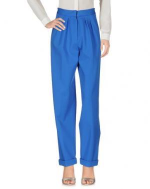 Повседневные брюки ROKSANDA. Цвет: синий
