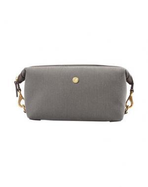Beauty case MISMO. Цвет: серый