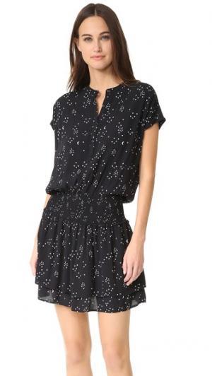 Платье Jolie RAILS. Цвет: галактика