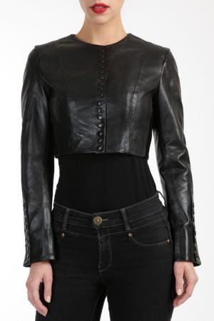 Куртка Cruse. Цвет: черный