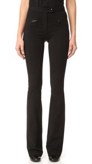Расклешенные брюки Barbara Bui. Цвет: голубой