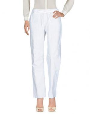 Повседневные брюки DOSA. Цвет: светло-серый