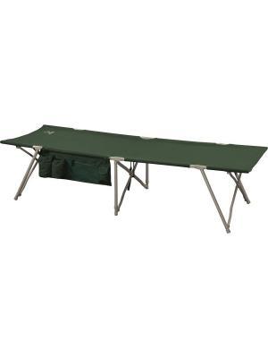 Кровать складная BD-3 Greenell. Цвет: зеленый