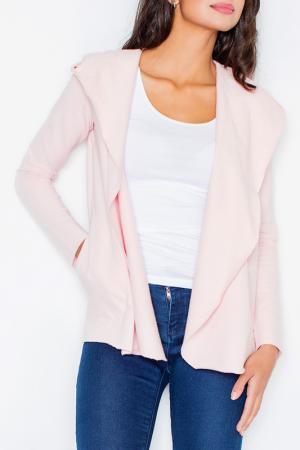 Кардиган Figl. Цвет: розовый