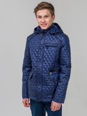 Куртка Пралеска. Цвет: синий