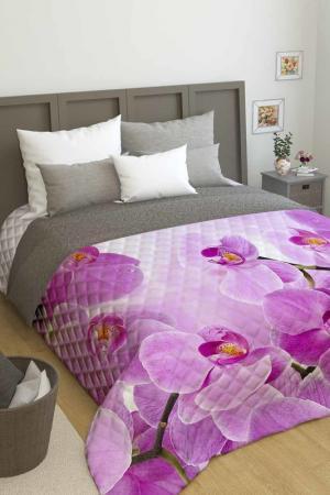 Покрывало Сиреневая орхидея Сирень. Цвет: сиреневый