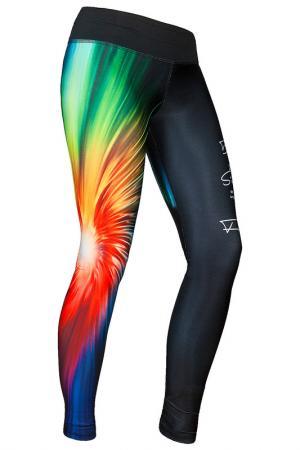 Leggings FEELJ!. Цвет: multicolor