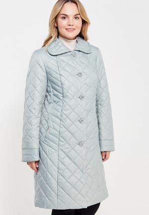 Куртка утепленная Montserrat. Цвет: бирюзовый
