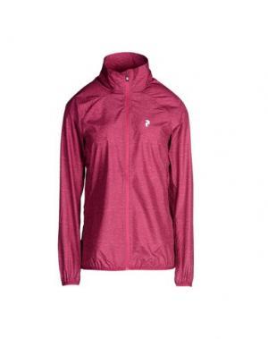 Куртка PEAK PERFORMANCE. Цвет: пурпурный