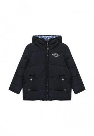 Куртка утепленная Acoola. Цвет: синий