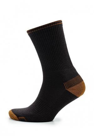 Носки Sela. Цвет: коричневый