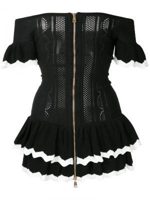 Платье I Am Yours Alice Mccall. Цвет: чёрный