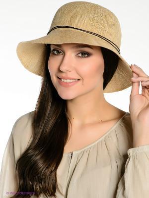 Шляпа Ваша Шляпка. Цвет: бежевый