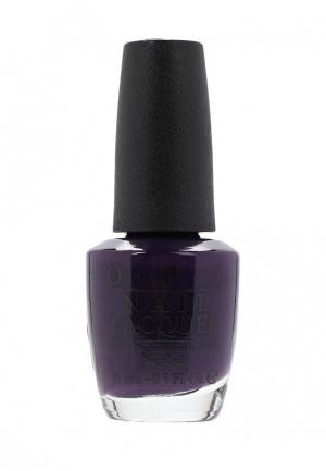 Лак для ногтей O.P.I. Цвет: фиолетовый