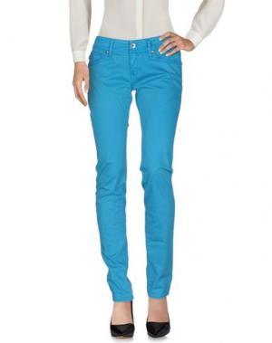Повседневные брюки NOLITA DE NIMES. Цвет: лазурный
