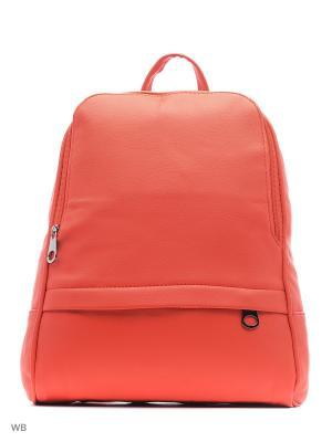 Рюкзак Punta. Цвет: красный
