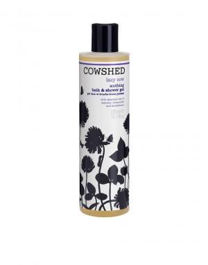 Cowshed Успокаивающий гель для ванны и душа Lazy Cow 300 мл. Цвет: бесцветный