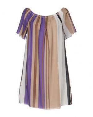 Блузка CARLA G.. Цвет: песочный