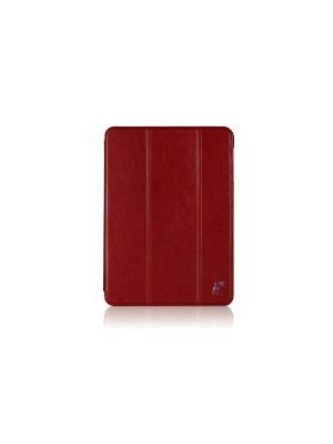 Чехол G-Case Slim Premium для Samsung Galaxy Tab S3 9.7 красный. Цвет: красный