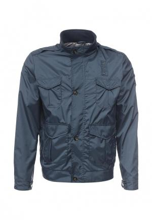 Куртка Frank NY. Цвет: синий