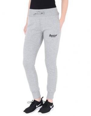 Повседневные брюки BOXEUR DES RUES. Цвет: серый