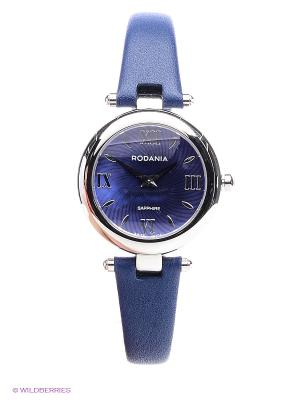 Часы RODANIA. Цвет: синий